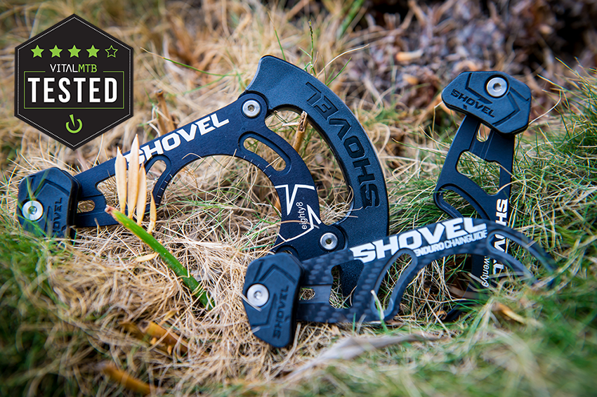 Shovel Components Review VitalMTB