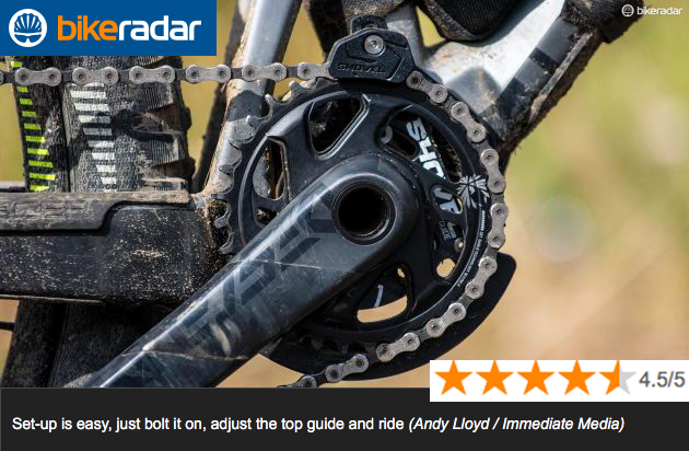 BikeRadar review Shovel Components